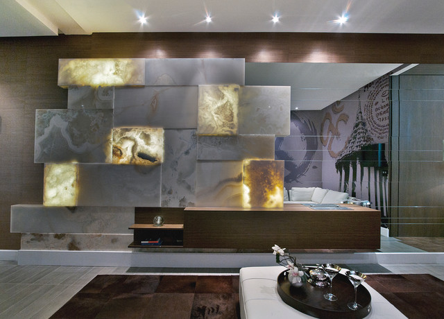 Miami - Coral Gables - Artefacto -  By PepeCalderinDesign - Miami - Modern modern-living-room