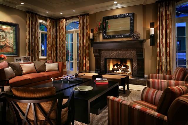 Miami-Living Room contemporary-living-room