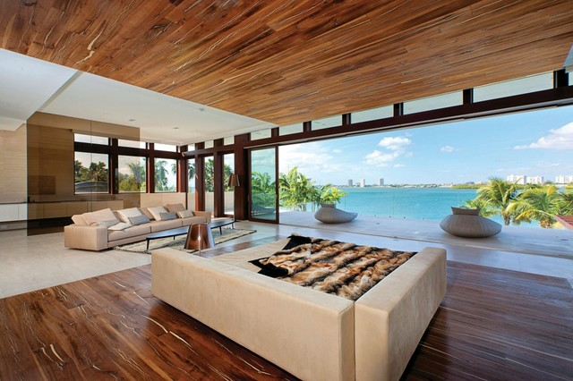 Miami s most expensive modern architecture for Most modern houses for sale
