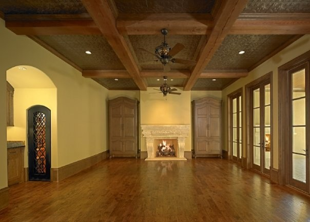 MICHAEL MOLTHAN LUXURY HOMES INTERIOR DESIGN GROUP traditional-living-room