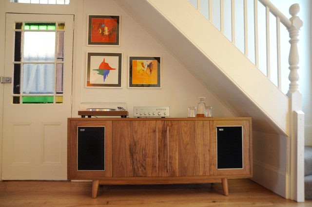 Mid-Century modern design - Modern - Living Room - sydney - by SmartSpace Interiors