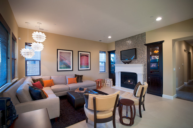 Mid Century Modern Eclectic Clean Comfortable Chic