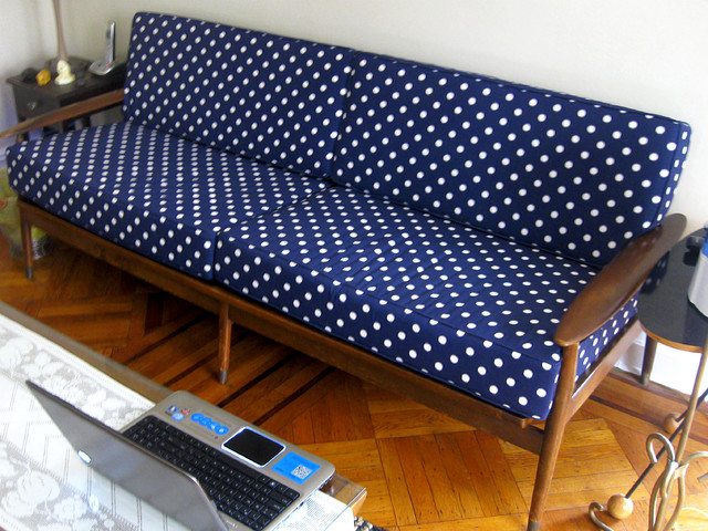 Mid Century Modern Cushions