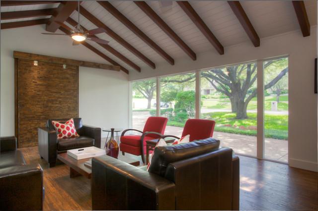 Mid-Century Modern midcentury-living-room