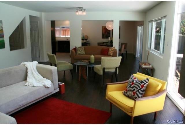 Mid Century Modern Yellow Chair - Modern - Living Room - Los ...