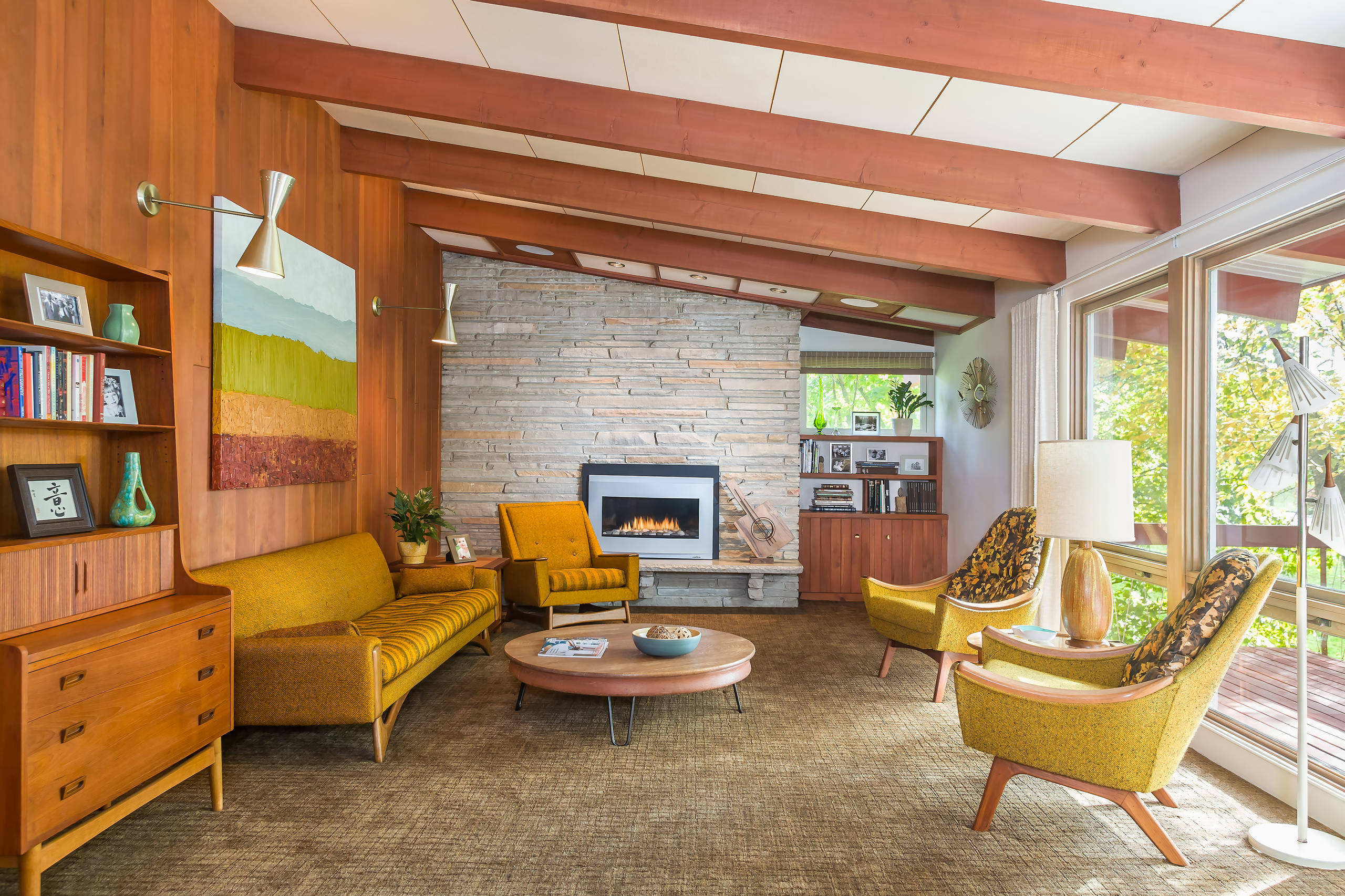 Image of: Mid Century Ranch Houzz