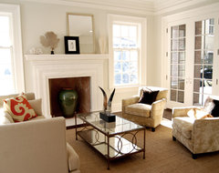 Milbank Townhomes traditional living room