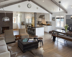 Mill Valley farmhouse-living-room