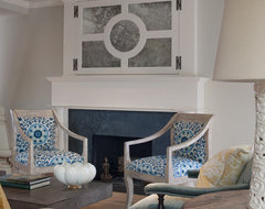 Mill Valley Classic Cottage traditional-living-room