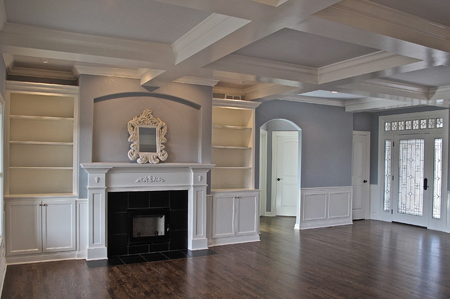 Million Dollar Look In 2 400 Sf Traditional Living Room Milwaukee By Jane Kerwin Homes Ltd