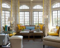 Millneck Showhouse contemporary-living-room