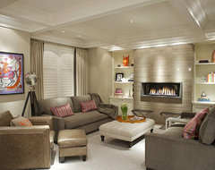 Milton contemporary-living-room