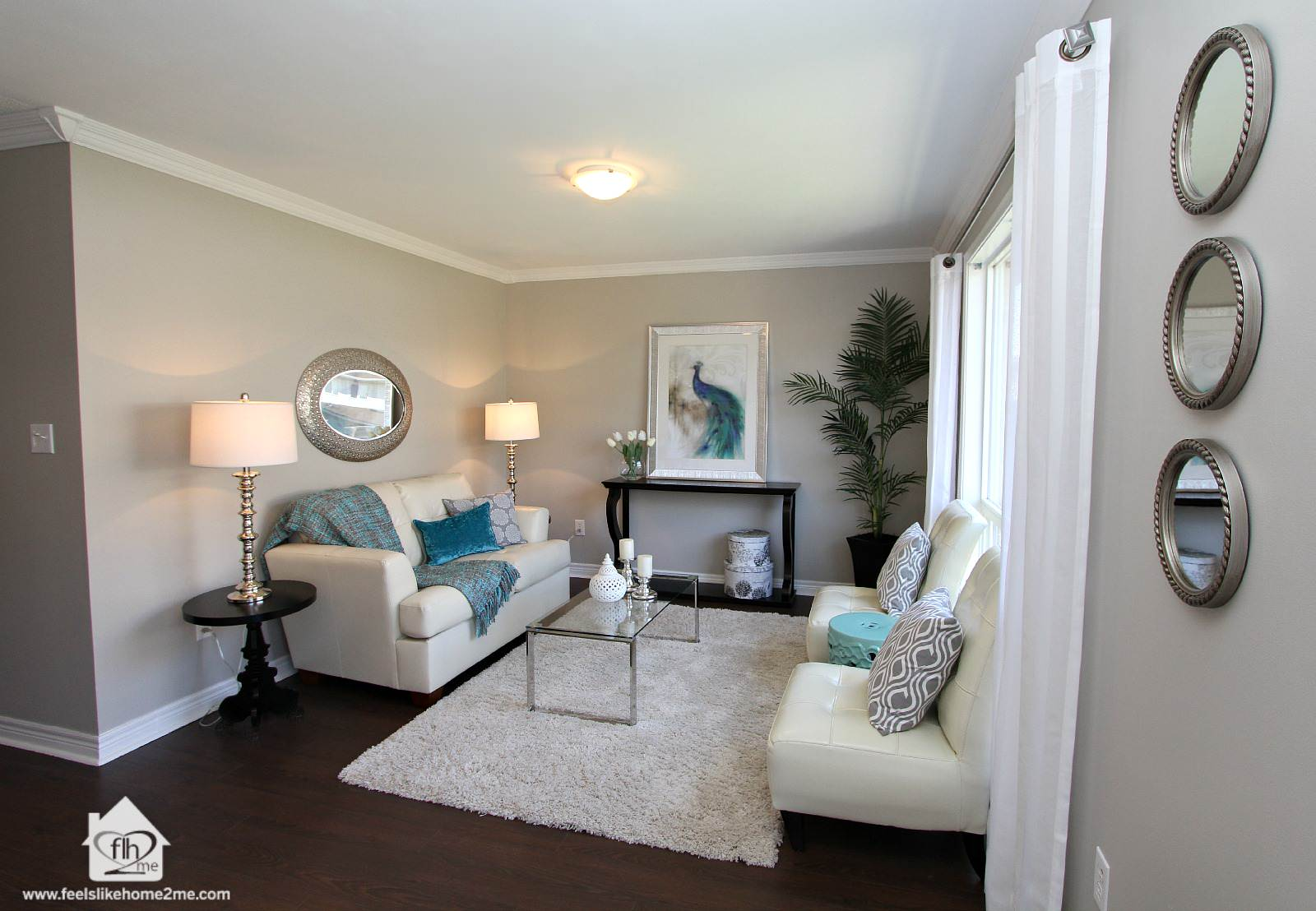 Grey And Teal Living Room Houzz