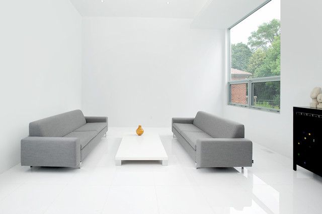 Minimalist Livingroom Modern Living Room Toronto By Arnal Photography