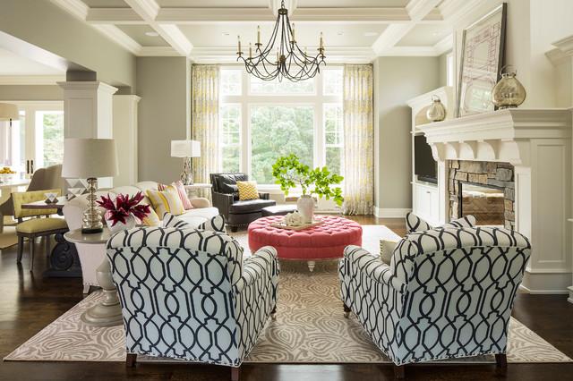 Living Room Furniture Mn minnesota residence - transitional - living room - minneapolis