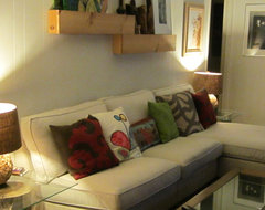 Misc PIllows contemporary-living-room