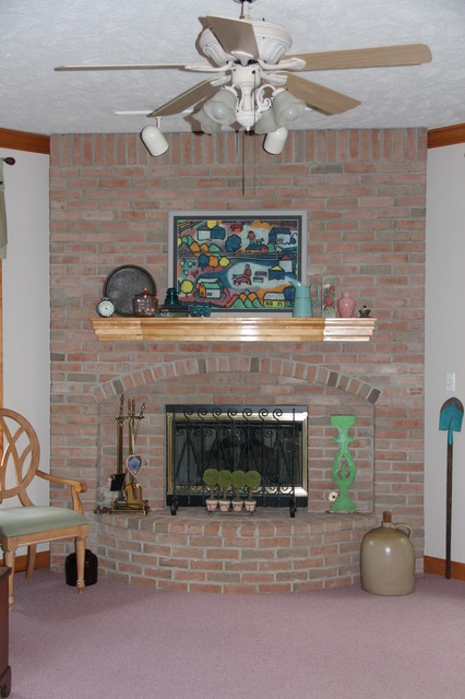 Misc. Projects traditional-living-room