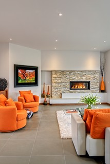 Misc. Spaces - Contemporary - Living Room - Other - by Maric Homes