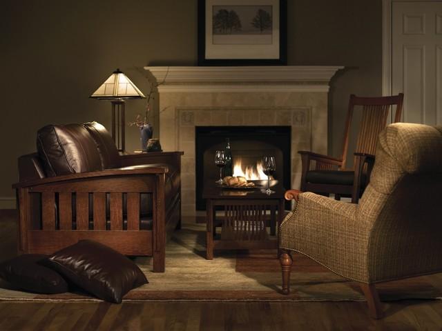 Mission Collection Stickley Furniture Craftsman Living