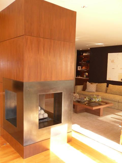 mission hills modern living room kansas city by