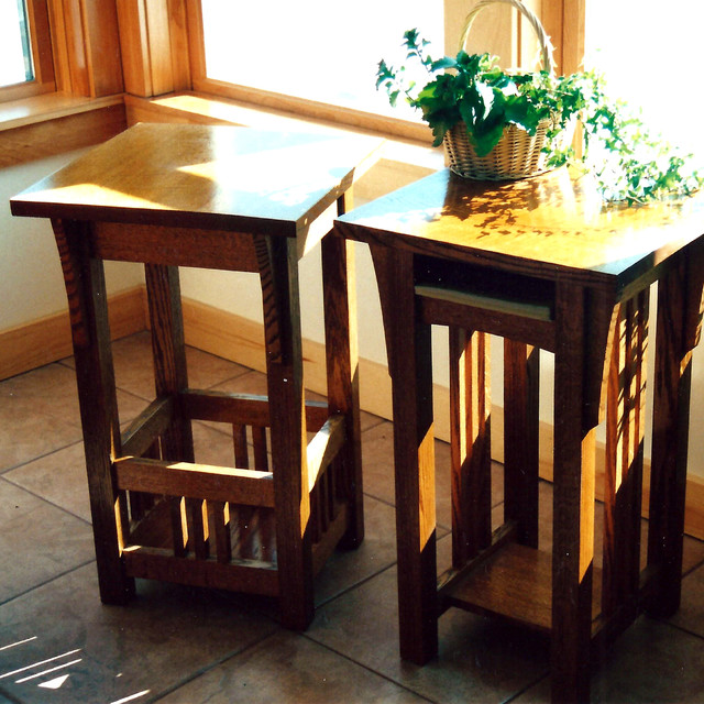 Mission style furniture - Craftsman - Living Room - Other - by Blue ...