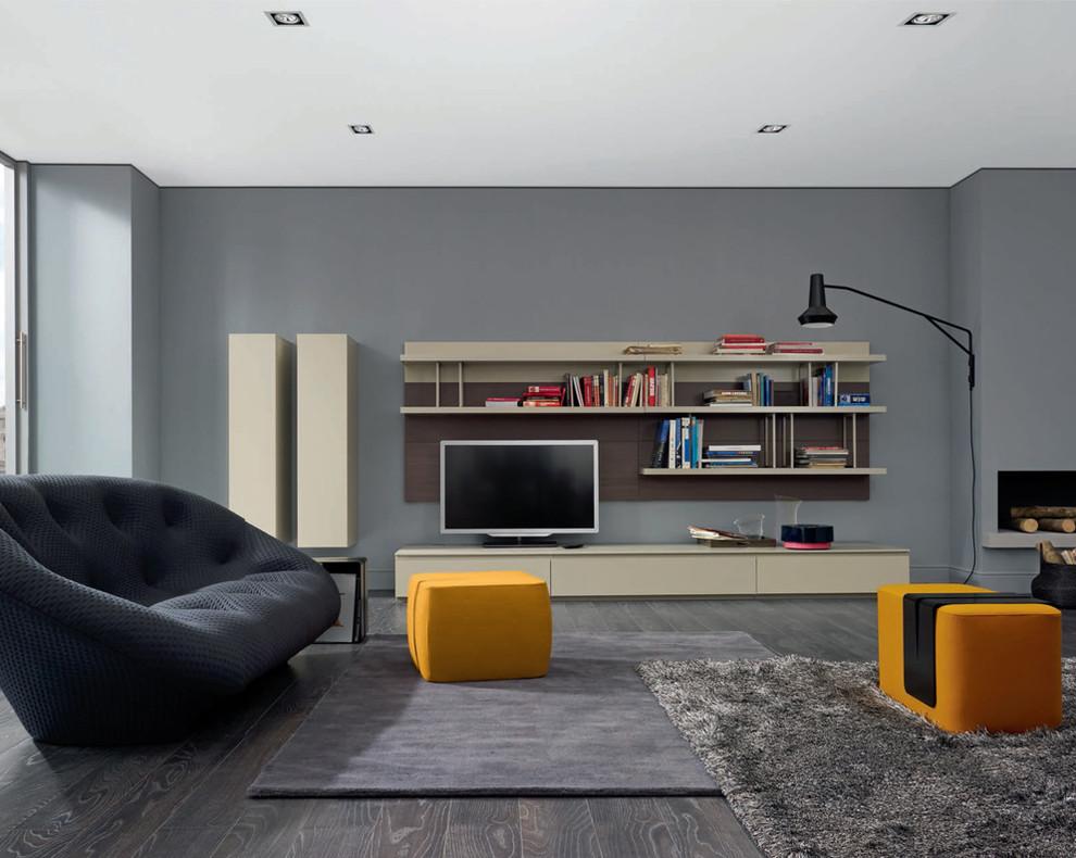 Ligne Roset Tv Meubel.Mixte Modular Wall Unit By Ligne Roset Contemporary Living
