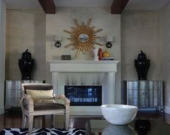MJ Lanphier contemporary living room