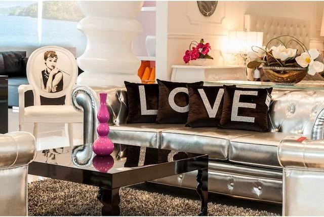 modani contemporary-living-room