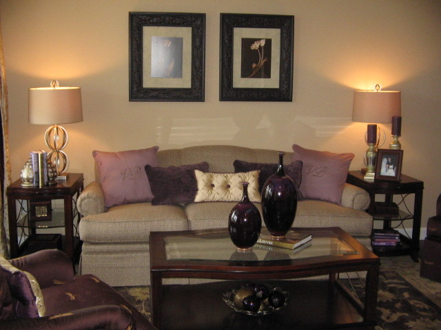Model Homes (under construction - see ideabook) traditional-living-room