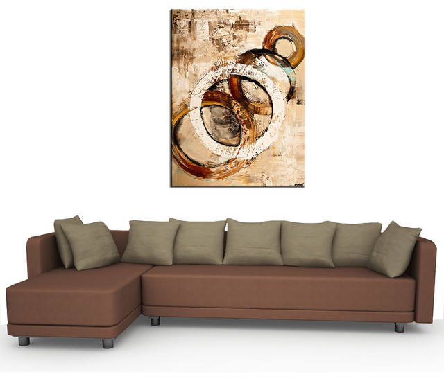 Modern abstract paintings Modern Living Room new  : modern living room from www.houzz.com size 640 x 550 jpeg 64kB