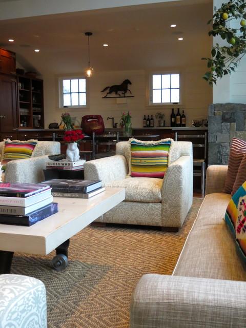 MODERN ADDITION modern-living-room