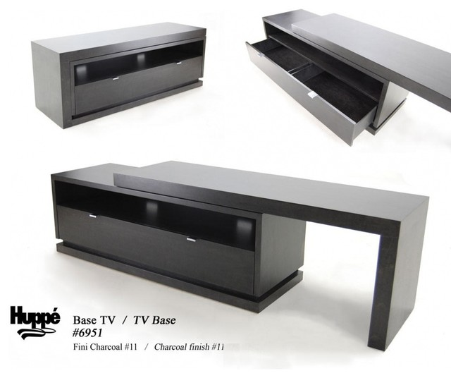 Modern Adjustable TV Stand Otello By Huppe