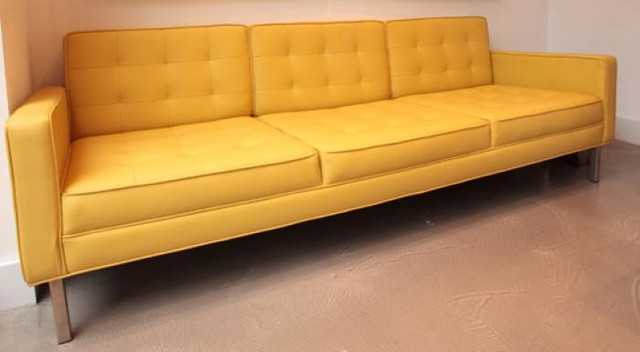Modern And Contemporary Sofas And Sectionals Midcentury Living - Modern sofas los angeles