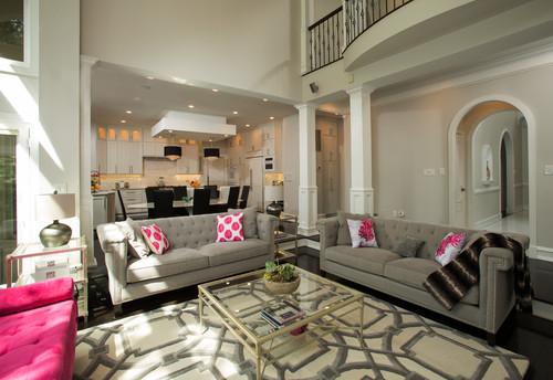 Modern & Elegant McLean Home