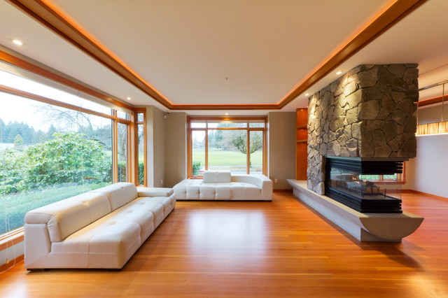 Modern sleek for Modern sleek living room