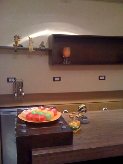 modern bar modern-living-room