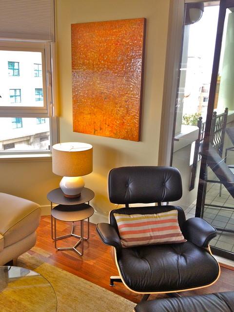 Modern condo downtown san diego ca contemporary for Interior design 92130