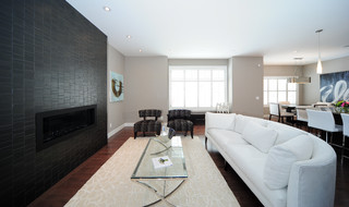 Photo by Kon-strux Developments - Browse living room photos
