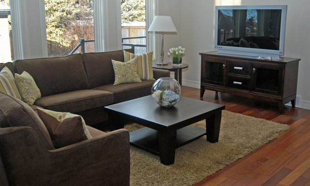 Modern Country Interiors Furniture Design Eclectic Living Room Ot
