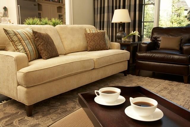 Modern Country Interiors Furniture Design