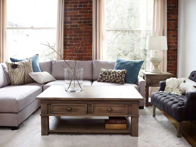 Urban Barn · Furniture U0026 Accessories. Modern Country Living  Traditional Living Room