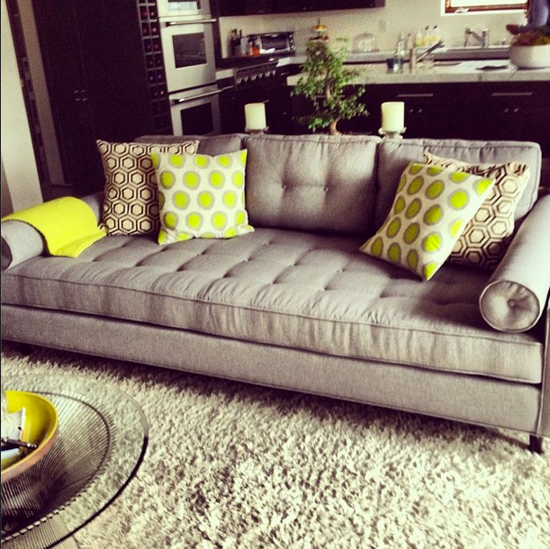 Modern Design - Sofa Couch - Living Room - The Sofa Company ...