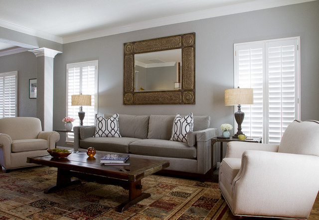 Sherwin Williams Living Room Modern Eclectic Living Roomdarbyshire Designs  Traditional .