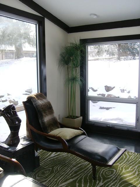 Modern/ Ecclectic eclectic-living-room