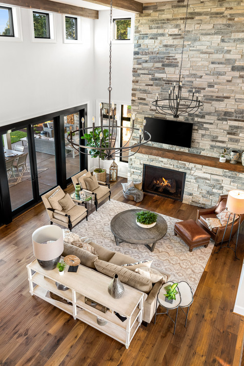 Ideas for Rustic Living Room