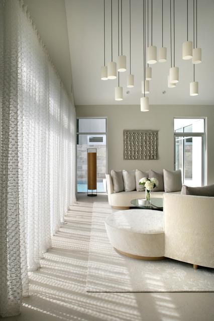 Modern Farmhouse contemporary-living-room