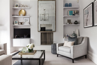 7 Ideas for Using a Gray Carpet in Your Living Room ...