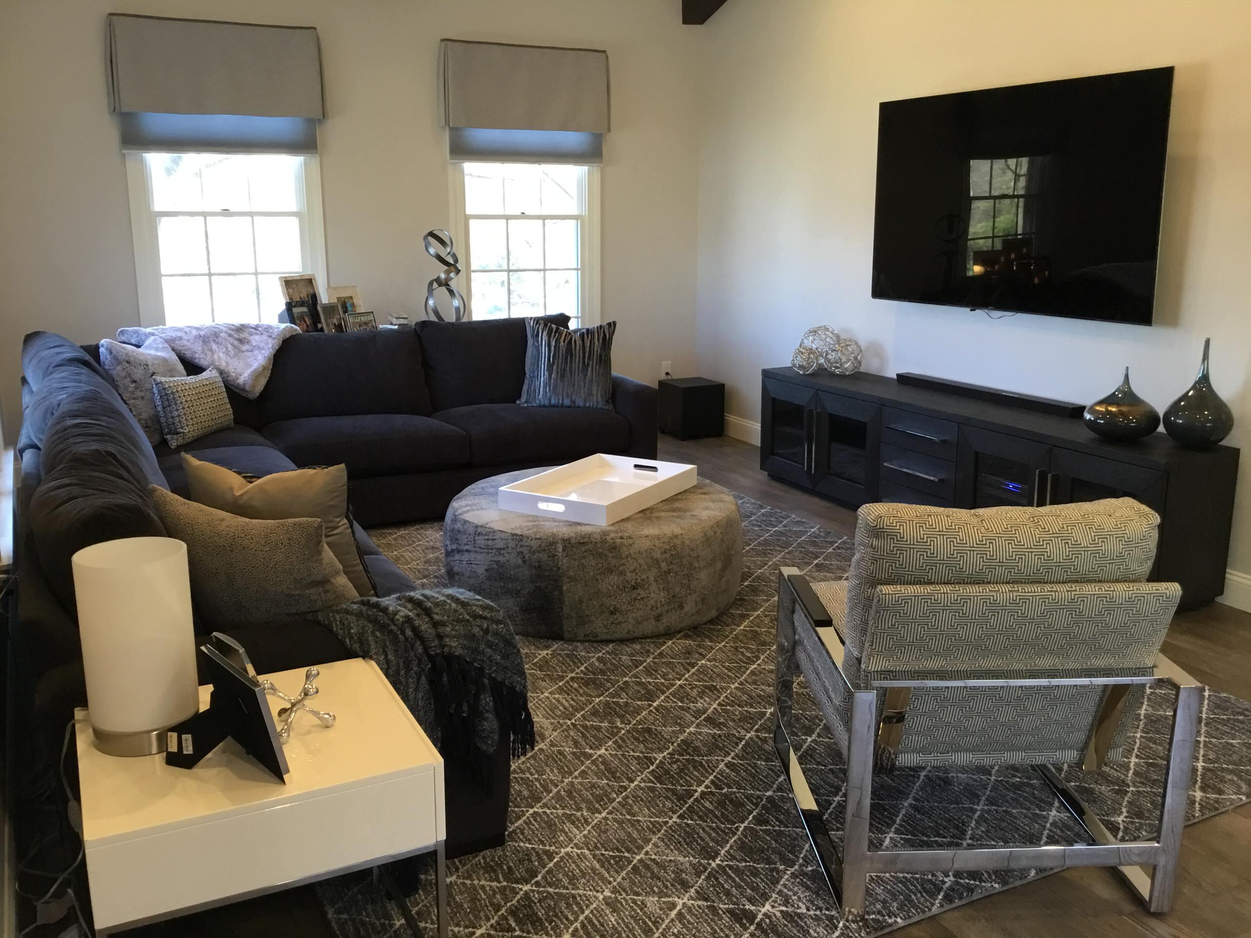 Modern Great Room