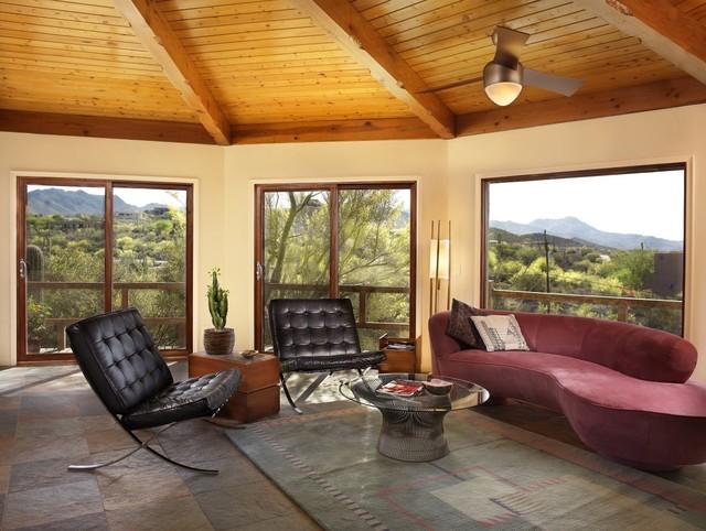 Modern Great Room modern-living-room