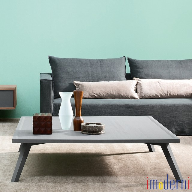 Modern Italian Coffee Side Tables Contemporary Living Room Miami By I